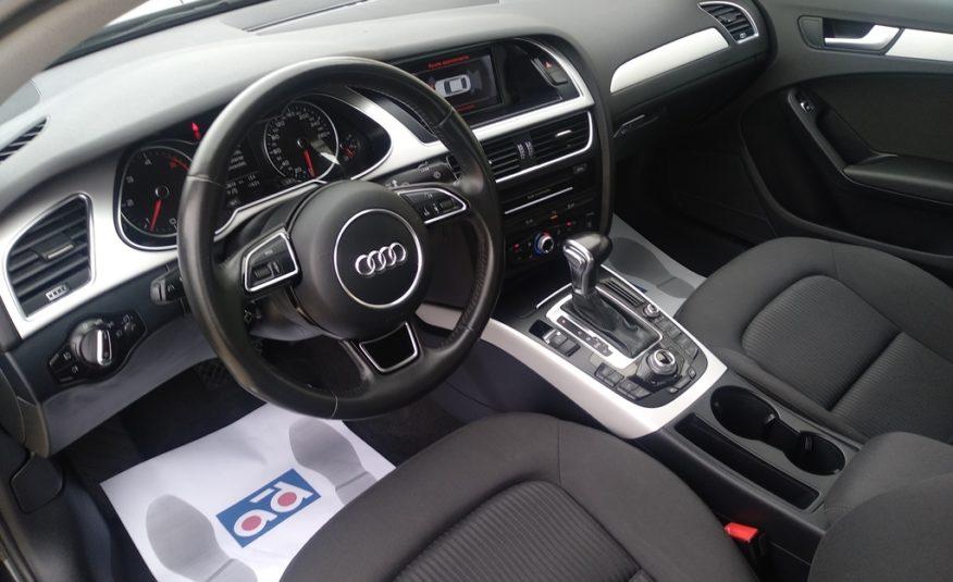 AUDI A4 2.0 TDI clean diesel 150cv multitronic