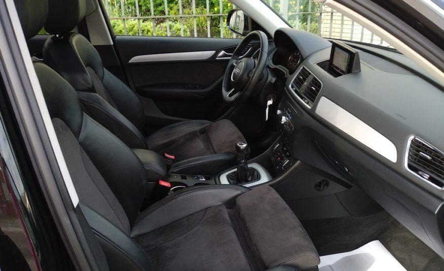 AUDI Q3 Sport edition 2.0 TDI 150CV