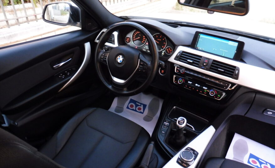 BMW Serie 3 318d 150CV