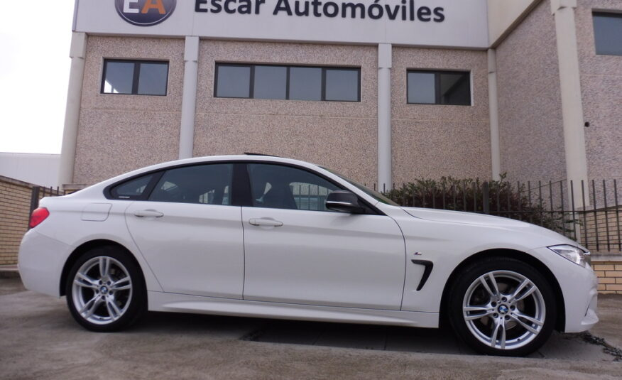 BMW Serie 4 420d xDrive Gran Coupe